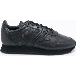 Adidas Originals - Buty Haven. Brązowe halówki męskie marki adidas Originals, z bawełny. W wyprzedaży za 479,90 zł.