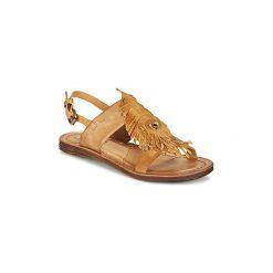 Sandały Airstep / A.S.98  RAMOS. Brązowe sandały damskie Airstep / A.S.98. Za 423,20 zł.