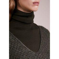 Swetry klasyczne damskie: BOSS CASUAL WARLY Sweter dark beige
