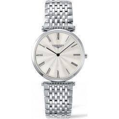 ZEGAREK LONGINES La Grande Classique de Longines. Szare zegarki damskie LONGINES, pozłacane. Za 4260,00 zł.