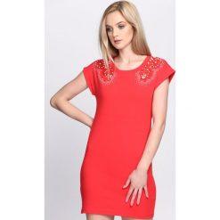 Sukienki: Czerwona Sukienka Eye On You