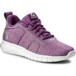 Buty Reebok - Instalite Pro CN0523 Aubergine/Mnglw/Wht/Slvr. Fioletowe buty do biegania damskie Reebok, z materiału. W wyprzedaży za 189,00 zł.