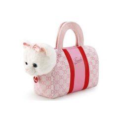 Maskotka dla dzieci. Pluszowy kotek w torebce (29779). Białe przytulanki i maskotki marki TY INC. Za 133,17 zł.