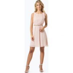 Sukienki: Marie Lund – Damska sukienka wieczorowa, beżowy