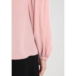 Bluzki asymetryczne: Dorothy Perkins Tall BALOON Bluzka peach