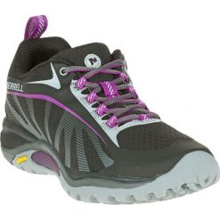 Buty trekkingowe damskie: MERRELL Buty damskie Siren Edge Black/Purple r. 38.5  (J35750)