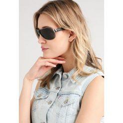 RayBan Okulary przeciwsłoneczne silver/black/green. Szare okulary przeciwsłoneczne damskie lenonki marki Ray-Ban. Za 489,00 zł.