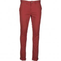 Spodnie chino - Skinny fit - w kolorze czerwonym. Czerwone chinosy męskie marki Ben Sherman, z aplikacjami, z materiału. W wyprzedaży za 173,95 zł.