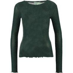 Bluzki asymetryczne: Moves MARKHILD  Bluzka z długim rękawem teal green
