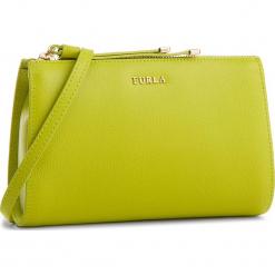 Torebka FURLA - Luna 962381 E EK40 ARE Ranuncolo e. Zielone torebki klasyczne damskie marki Furla, ze skóry. W wyprzedaży za 699,00 zł.