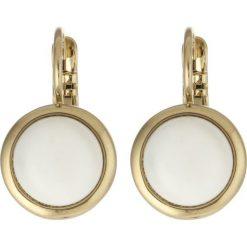 Kolczyki damskie: Dyrberg/Kern POALA Kolczyki shiny gold coloured