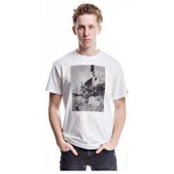 T-shirty męskie: Nugget T-Shirt Męski Airdrop S Biały