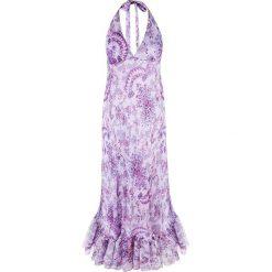 Sukienki hiszpanki: Sukienka w kolorze fioletowym