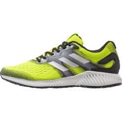 Trampki męskie: adidas Performance AEROBOUNCE Tenisówki i Trampki semis solar yellow/silver metallic/onix