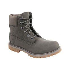 Timberland 6 In Premium Boot W A1K3P 38,5 Szare. Szare buty trekkingowe damskie Timberland. W wyprzedaży za 699,99 zł.
