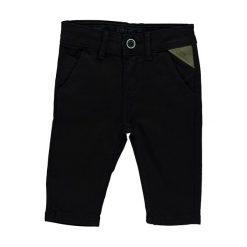 Spodnie niemowlęce: Spodnie w kolorze czarnym