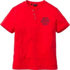 T-shirty męskie: T-shirt Regular Fit bonprix truskawkowy