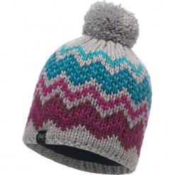 Czapka damska Knitted&Polar Danke szara (BH116019.933.10.00). Szare czapki zimowe damskie Buff, z polaru. Za 131,41 zł.