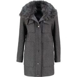 Płaszcze damskie: Vero Moda VMYOLANDA Krótki płaszcz medium grey melange
