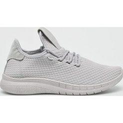 Answear - Buty. Szare buty sportowe damskie marki ANSWEAR, z gumy. W wyprzedaży za 69,90 zł.