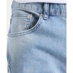 Jeansy męskie regular: Cayler & Sons INVERTED BIKER Jeansy Slim Fit light blue