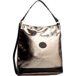 Torebka CREOLE - RBI10161 Stare Złoto/Czany. Żółte torebki klasyczne damskie Creole, ze skóry. W wyprzedaży za 249,00 zł.