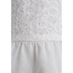 Benetton BLOUSE Bluzka white. Białe bluzki dziewczęce bawełniane marki Benetton. Za 129,00 zł.
