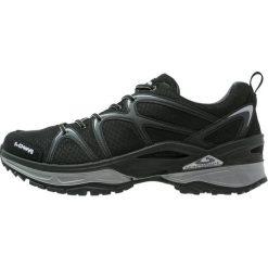 Lowa INNOX GTX Obuwie hikingowe schwarz/grau. Czarne buty trekkingowe męskie Lowa, z materiału, outdoorowe. W wyprzedaży za 535,20 zł.