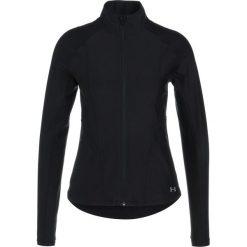 Bluzy damskie: Under Armour BALANCE DISRUPT Bluza rozpinana black