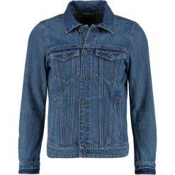 Kurtki męskie bomber: Abercrombie & Fitch Kurtka jeansowa indigo