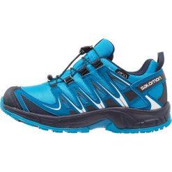 Salomon XA PRO 3D CSWP Obuwie do biegania Szlak hawaiian surf/mykonos blue/navy blazer. Niebieskie buty do biegania damskie marki Salomon, z gumy. Za 329,00 zł.