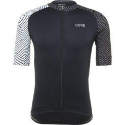 Gore Wear OPTILINE Koszulka sportowa black/white. Białe koszulki sportowe męskie Gore Wear, m, z elastanu, wspinaczkowe. W wyprzedaży za 341,10 zł.