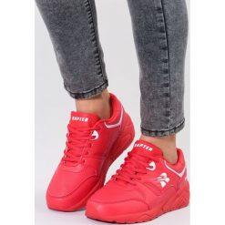 Czerwone Buty Sportowe Escape The World. Szare buty sportowe damskie marki other, z materiału. Za 99,99 zł.