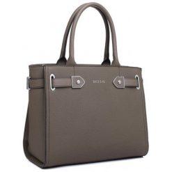 Bessie London Torebka Damska Khaki Reese. Brązowe torebki klasyczne damskie Bessie London. Za 269,00 zł.