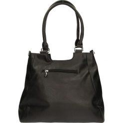 TOREBKA 51280. Czarne torebki klasyczne damskie Casu. Za 49,99 zł.