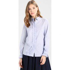 Koszule wiązane damskie: Sisley Koszula blau