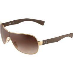 Okulary przeciwsłoneczne damskie: RayBan Okulary przeciwsłoneczne goldfarben/braun