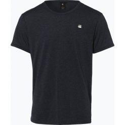G-Star - T-shirt męski – Base-S, czarny. Czarne t-shirty męskie marki G-Star, l, z dżerseju. Za 99,95 zł.