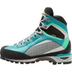 La Sportiva TRANGO TOWER WOMAN GTX Obuwie górskie emerald. Zielone buty trekkingowe damskie La Sportiva, z gumy, outdoorowe. W wyprzedaży za 1007,20 zł.