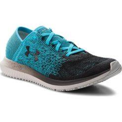 Buty UNDER ARMOUR - Ua Threadborne Blur 3000008-303 Blu. Niebieskie buty do biegania męskie marki Under Armour, z materiału. W wyprzedaży za 349,00 zł.