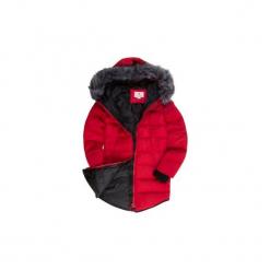 Kurtka dziewczęca zimowa z kapturem, rozpinana. Czarne kurtki dziewczęce zimowe marki ARTENGO. Za 129,99 zł.