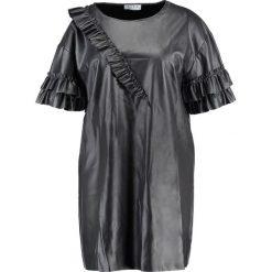 Sukienki hiszpanki: Elvi FRILL DRESS  Sukienka letnia stone