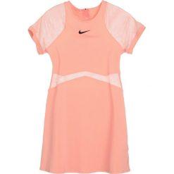 Nike Performance MARIA Sukienka sportowa crimson bliss/black. Pomarańczowe sukienki sportowe Nike Performance, m, z elastanu, sportowe. W wyprzedaży za 342,30 zł.