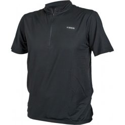 Brugi Koszulka męska 4KAE- 500 Nero  r. L. Czarne koszulki sportowe męskie marki Brugi, m. Za 50,65 zł.