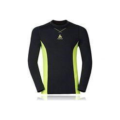 Odlo Koszulka Odlo Ceramicool pro Shirt l/s crew neck rozmiar L czarna. Czarne koszulki sportowe męskie marki Odlo, l. Za 179,95 zł.
