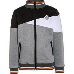Retour Jeans PEPIJN Kurtka sportowa black/white/grey melange. Czarne kurtki dziewczęce sportowe marki Retour Jeans, z elastanu. W wyprzedaży za 174,30 zł.