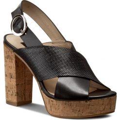 Rzymianki damskie: Sandały ZINDA – 2085 Trini Negro