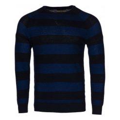 Swetry klasyczne męskie: Timeout Sweter Męski Xl Ciemnoniebieski