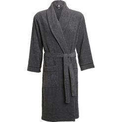 Szlafroki kimona damskie: CALANDO Szlafrok grey/black