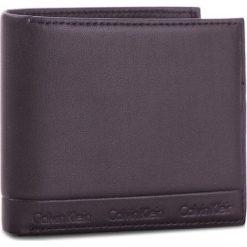 Duży Portfel Męski CALVIN KLEIN - Arthur Slimfold 6CC K50K502363  001. Czarne portfele męskie marki Calvin Klein, ze skóry. W wyprzedaży za 179,00 zł.